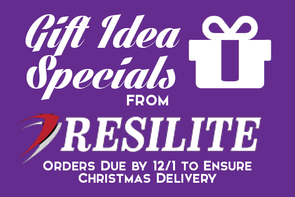 Gymnastics gift ideas from Resilite.